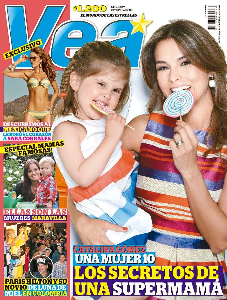 Catalina Gómez - Revista Vea