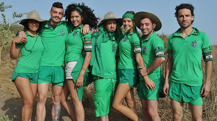 Conozca al equipo de los Retadores del Desafío África 2013
