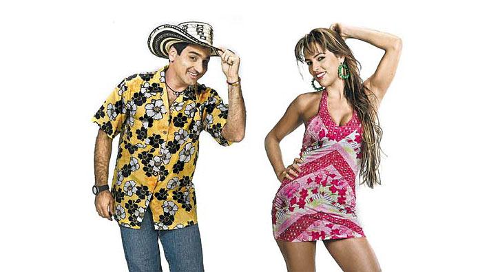 Sara Corrales y Robinson Díaz estarían juntos nuevamente