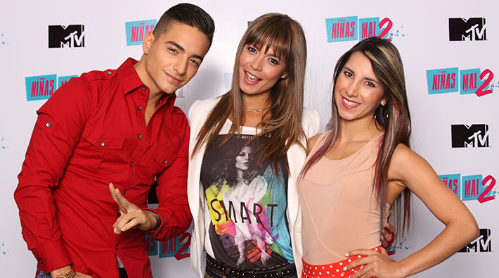 La cadena MTV confirma fecha de estreno de la novela Niñas Mal 2
