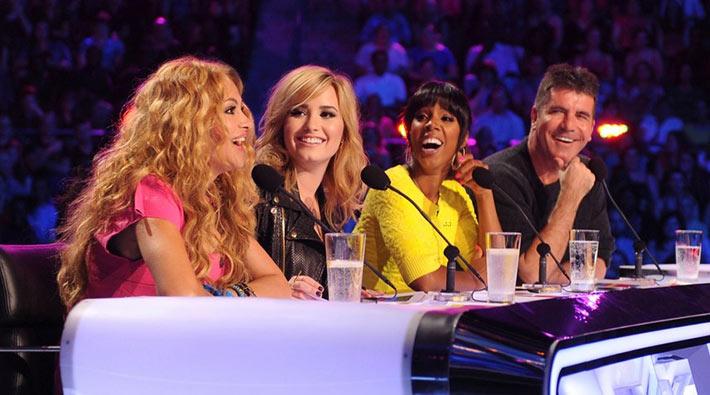 Paulina Rubio no se aguanta a Demi Lovato en The X Factor