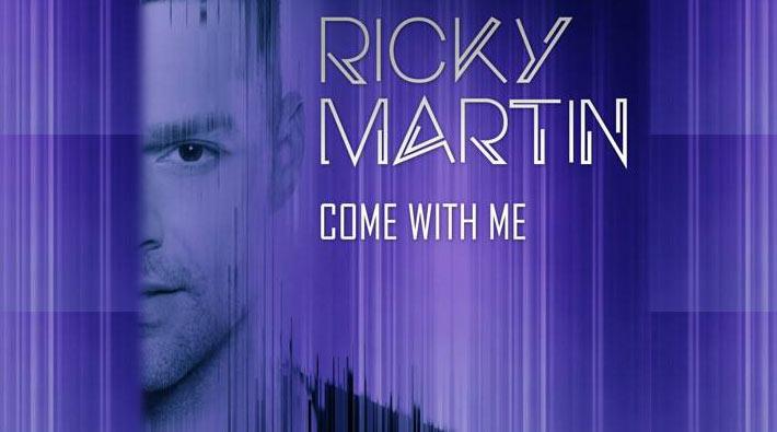 Audio: Escucha el nuevo sencillo de Ricky Martin 'Come With Me'