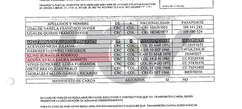 Escándalo Laura Acuña