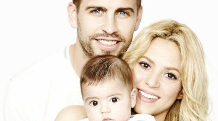 FOTOS: Shakira comparte fotografías de sus vacaciones con Piqué y Milan