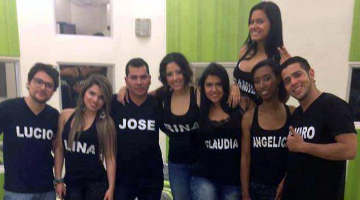 Andrea Serna aclara rumor sobre foto de Protagonistas de Nuestra Tele