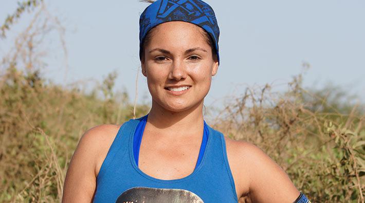 Silvia Becerra es la séptima eliminada del Desafío África 2013