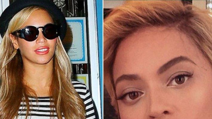 Beyoncé impacta a sus fans con radical corte de cabello