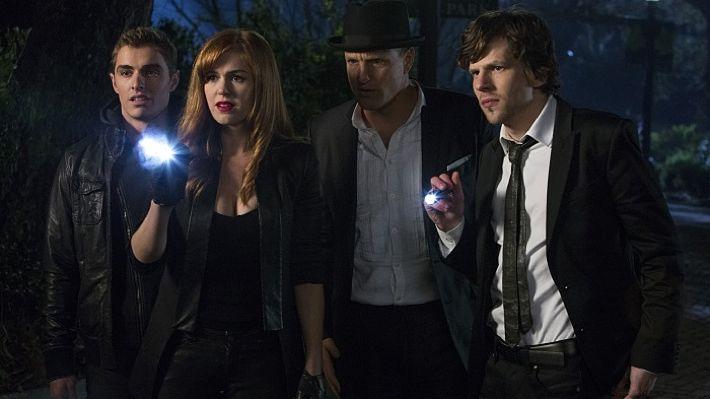 Lionsgate confirma segunda parte de la película Los Ilusionistas