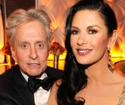 Michael Douglas y Catherine Zeta-Jones confirman su separación