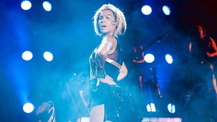 Beyoncé vuelva a cambiar su look y sus fans le aplauden