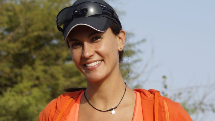 Claudia es la quinta eliminada de la fusión del Desafío África 2013