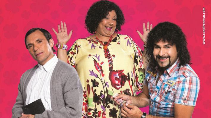 'El Día de la suerte' la nueva comedia del Canal RCN