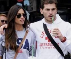 Iker Casillas y Sara Carbonero esperan un niño