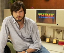 Ashton Kutcher no convence como Steve Jobs en el film 'Jobs'