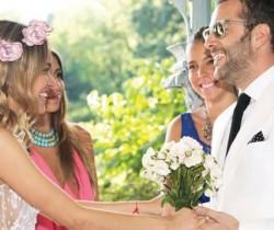 Jose Gaviria se casó con la barranquillera Giselle Lacouture