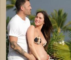 Megan Fox confirma que será madre por segunda vez