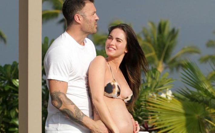 Megan Fox será madre por segunda vez