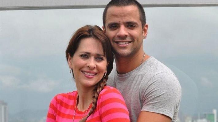 Conozca la novia de Andrés Morales de Protagonistas de Nuestra Tele 2013