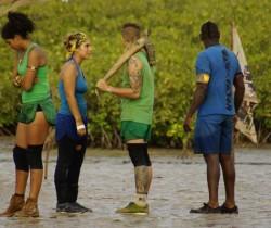 Carolina, Castillo y Alejandro los finalistas del Desafío África 2013