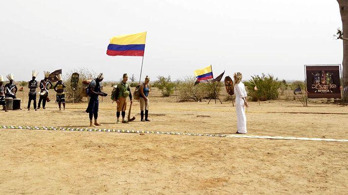 Alejandro y Carolina son los finalistas del Desafío África 2013