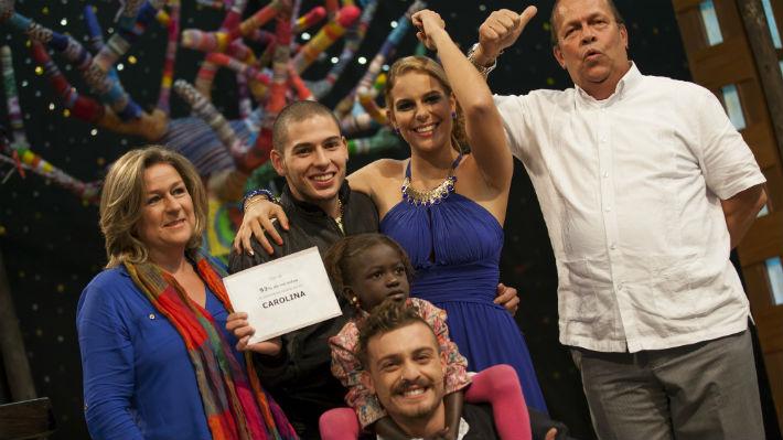 Carolina Jaramillo es la ganadora del Desafío África 2013