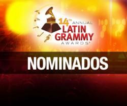 Conozca los colombianos nominados Grammy Latino 2013