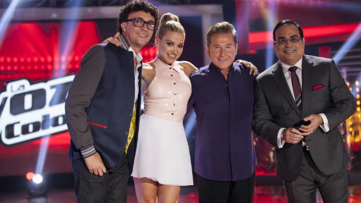 Canal Caracol anunció fecha del lanzamiento de 'La Voz Colombia 2'