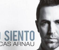 Lucas Arnau presenta su nueva canción 'Lo siento'