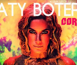 Naty Botero presentó su nueva producción discográfica 'Coraje'