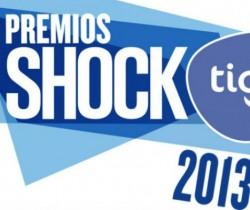 Estos son los nominados a los Premios Shock 2013
