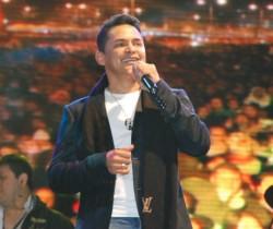 Jorge Celedón presenta su nuevo álbum Celedón-Sin Fronteras 1
