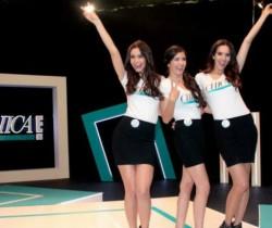 Conozca a las finalistas de Chica E! Colombia 2013