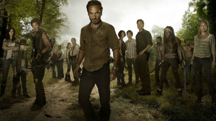 AMC anuncia que The Walking Dead tendrá quinta temporada