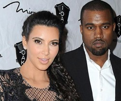 La socialite Kim Kardashian y Kanye West contraerán matrimonio