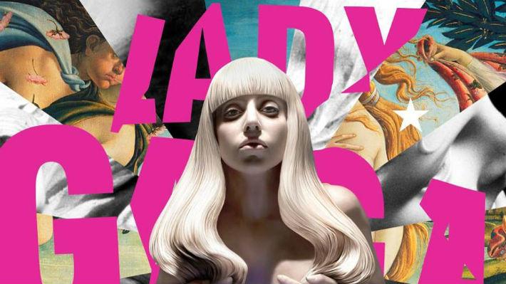 Lady Gaga presenta la portada de su último disco 'Artpop'