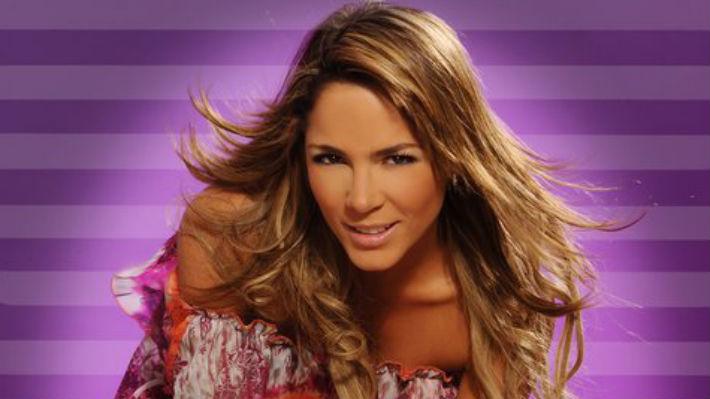 Mabel Cartagena fue invitada para presentar 'La Red' de Caracol
