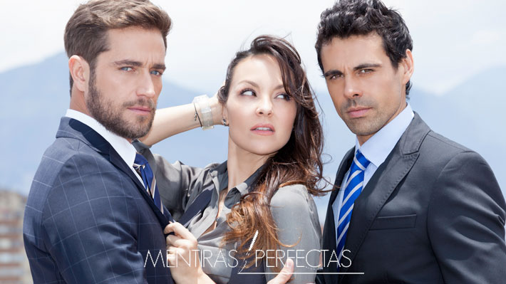 Fotos: Personajes de la serie Mentiras Perfectas del Canal Caracol