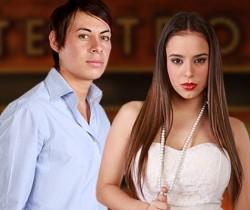 Juver y Gaby son ganadores de Protagonistas de Nuestra Tele 2013