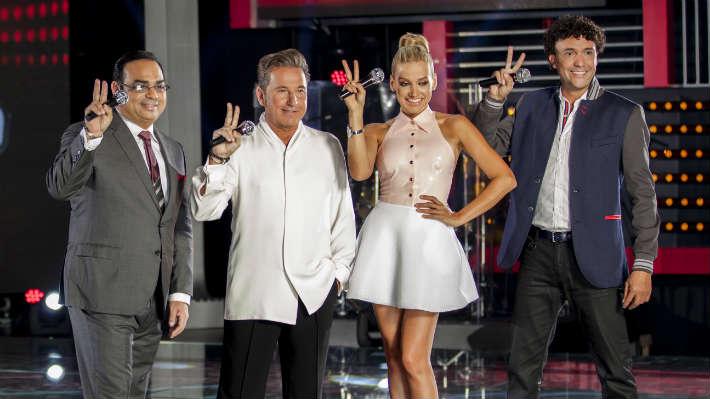 Estos son los finalistas de La Voz Colombia del Canal Caracol