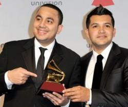 Cinco colombianos ganaron en los Latin Grammy 2013