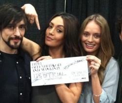 Carolina Guerra confirma participación en la serie 'Da Vinci's Demons'