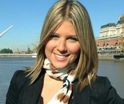 Andrea Guerrero regresa al Canal RCN sin dejar ESPN