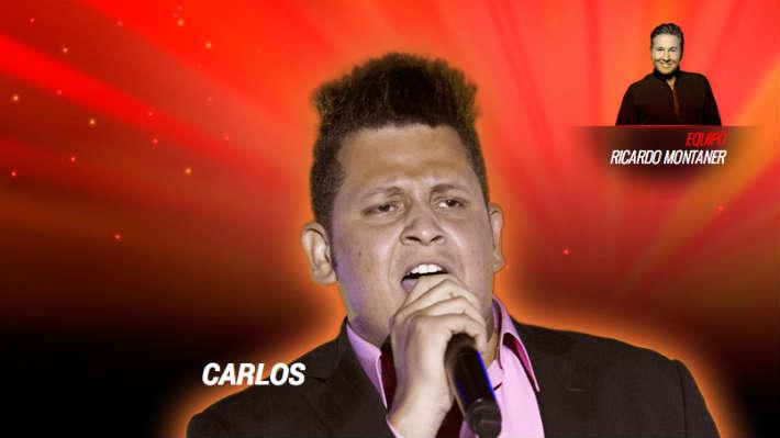 Eliminado Carlos Manjarrés del Equipo Montaner en La Voz Colombia