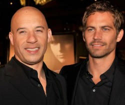 "Vin Diesel rinde homenaje a su ""hermano"" Paul Walker"