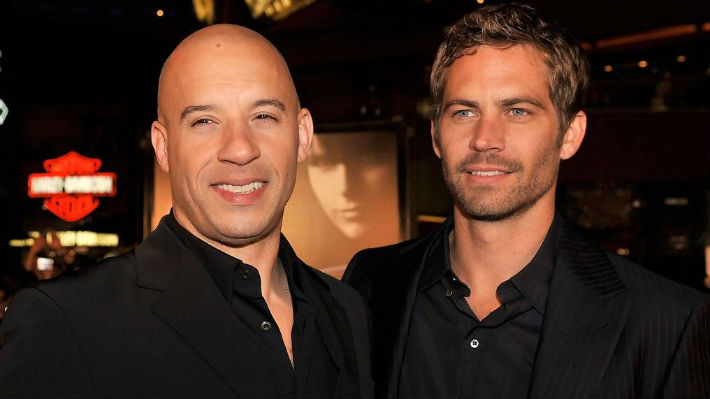 Vin Diesel rinde homenaje a su «hermano» Paul Walker