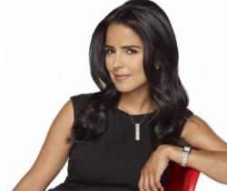 Claudia Palacios será la nueva presentadora de CM&