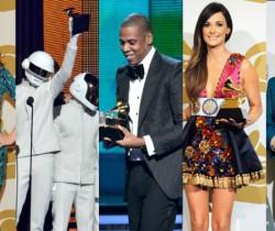 Conozca los ganadores de los Premios Grammy 2014