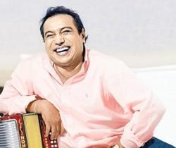Diomedes Díaz será homenajeado en el Festival Vallenato 2014
