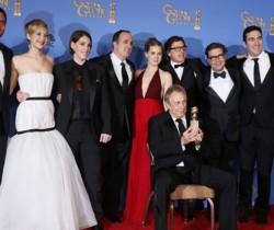 Ganadores en los Premios Globo de Oro 2014
