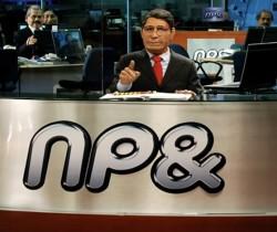 'Noticiero NP&' regresa a la televisión por el Canal 1